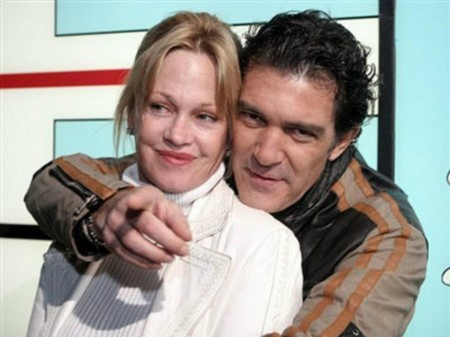 Melanie Griffith and Antonio Banderas Not Uncoupling but Divorcing