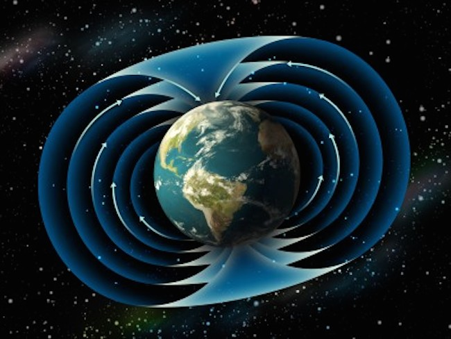 Earths Magnetic Pole Shifting Accelerates