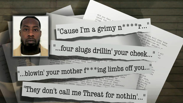 Should Vonte Skinnerr's Lyrics Be Used as Evidence in the Court of Law?