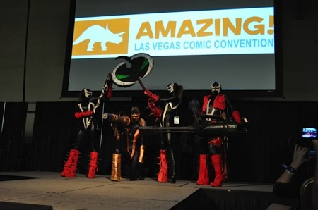 Amazing Las Vegas Comic Con Day Two: Winner Twins Panel and Cosplay Contest
