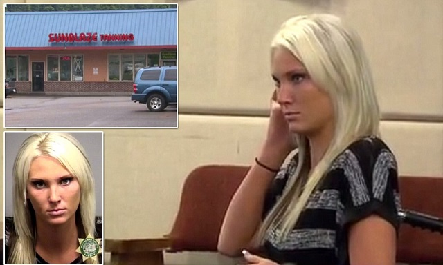 Nanny Left Kids in Sweltering Car While She Went Sunblaze Tanning Salon
