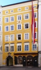 Mozart Birthplace Museum