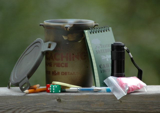Discovering Better Health With Geocaching