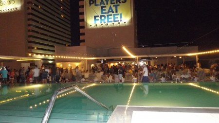 Rooftop Bikini Beer Festival at Downtown Grand Great Fun For All
