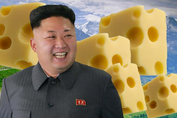 Kim Jong-un's Cheese Addiction Caused Recent Mysterious Absence