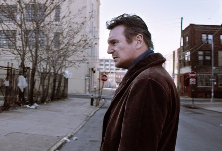 A Walk Among the Tombstones: Liam Neeson Monsters & Heroes