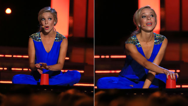Miss America Defends Her Plastic Red Cup Talent