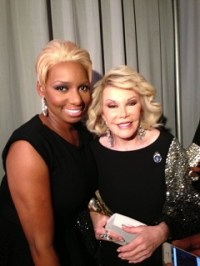 NeNe Leakes Replacing Joan Rivers on Fashion Police?