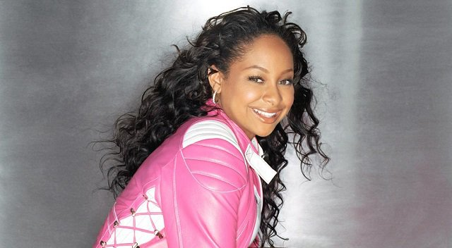 Raven-Symoné in Love With a Woman but Not the Homosexual Label
