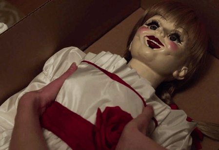 Annabelle Demon Doll Scares Thoroughly (Review/Trailer)