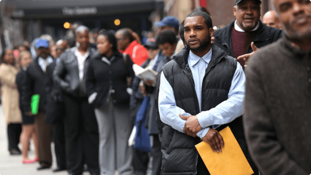 Unemployment Rate Decline Hides an Inconvenient Truth For Administration