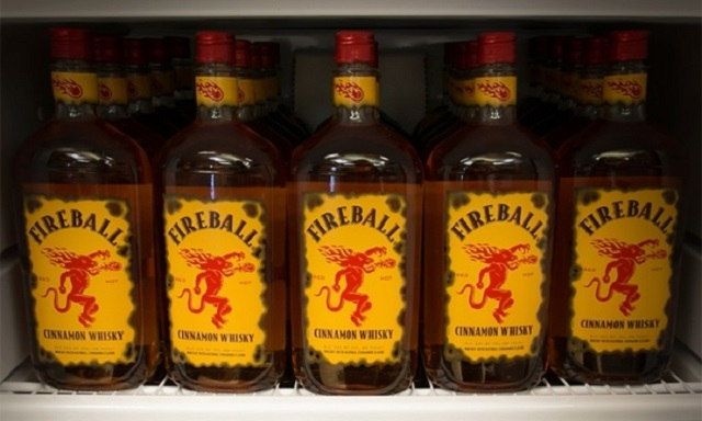 Fireball Cinnamon Whisky Recalled Over Chemical Ingredient Propylene Glycol
