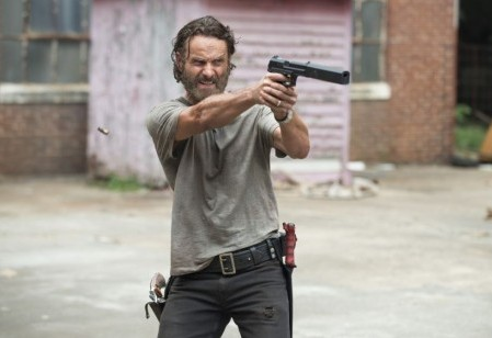 'The Walking Dead' Rick to the Rescue and Father Gabriel Runs