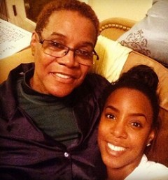 Kelly Rowland Confirmed Mother Died From Cardiac Arrest