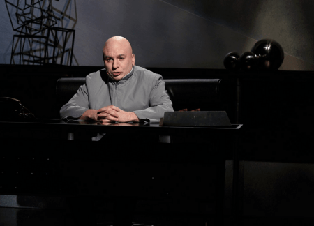 Saturday Night Live Christmas Show Amy Adams and Dr Evil (Recap/Review)