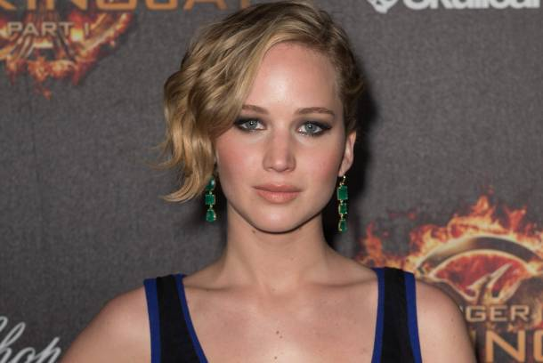 Jennifer Lawrence, Chris Pratt 2014 Box Office Queen and King