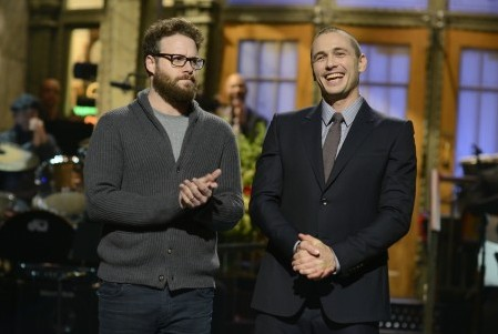 Saturday Night Live:  James Franco Third Time Lucky