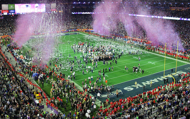 Super Bowl XLIX Will Live Forever