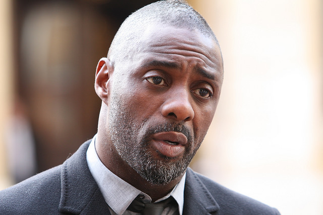Idris Elba Not 'English' Enough to Be Bond?