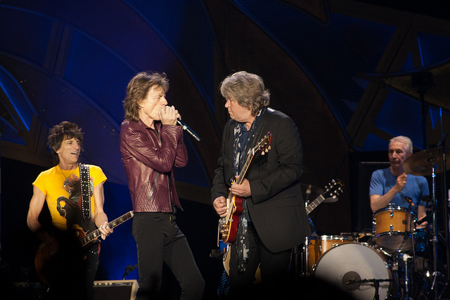 The Rolling Stones Are Back