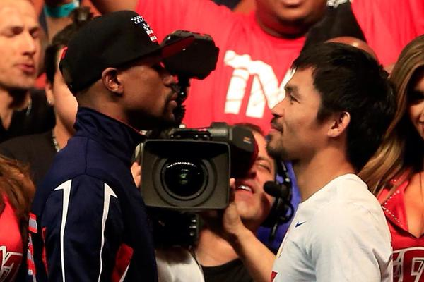 Hotel Prices in Las Vegas Drop for Mayweather-Pacquiao Fight