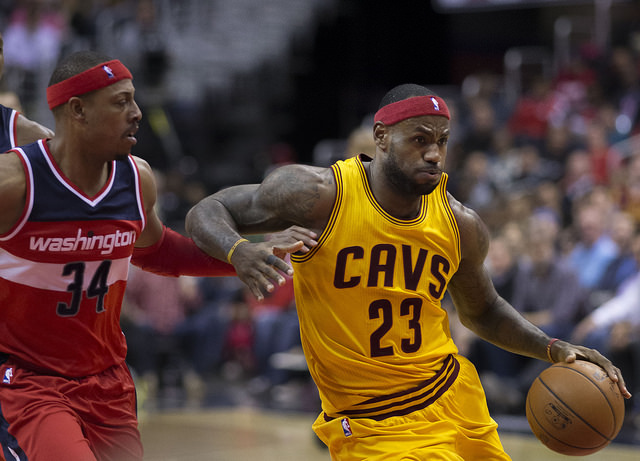 Can LeBron James Continue to Carry the Cleveland Cavaliers?