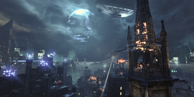 Batman: Arkham Knight Is Released but With Some Glitches