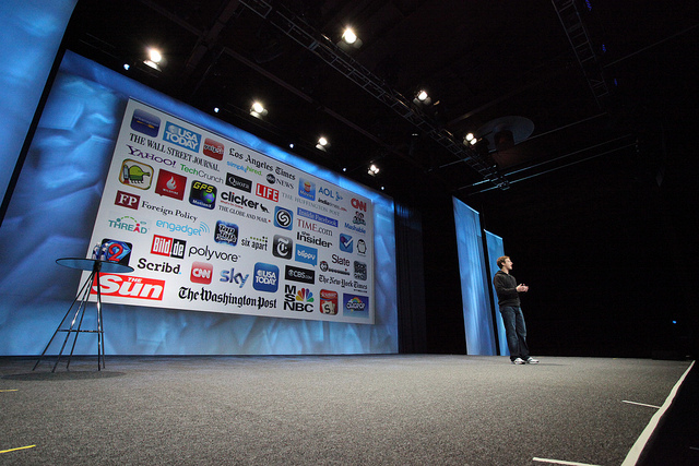 Facebook Offers Consumers a Plethora of Up to the Minute News