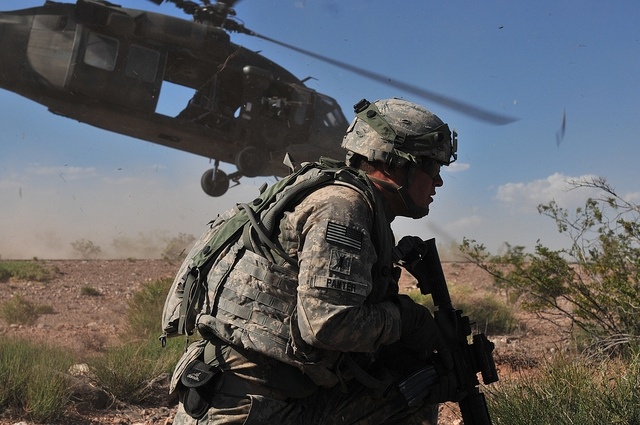Texas Residents Are Watching Operation Jade Helm
