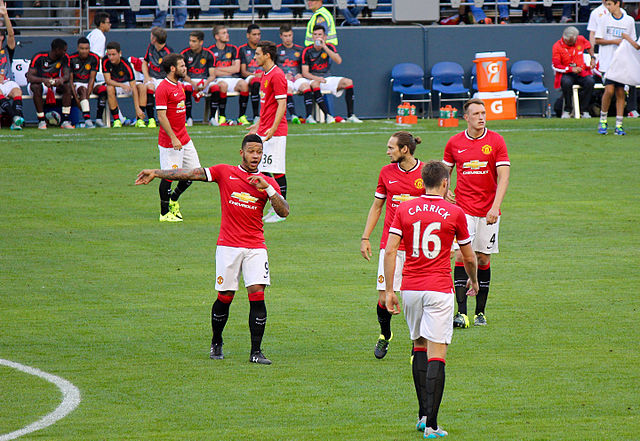 Manchester United, Memphis, Impress in Champions League Qualification