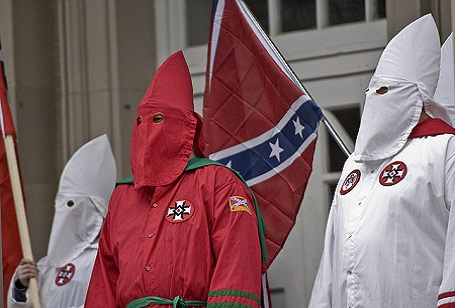 Hacktivist Group Anonymous Vows to Unhood 1,000 KKK Members