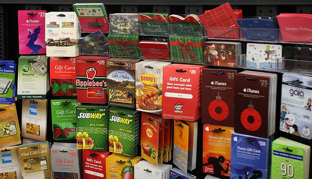 Selling Gift Cards Better Than Leaving Them Unspent