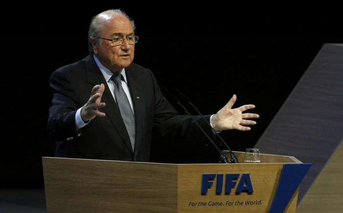 Blatter Vows to Fight Against FIFA Ban
