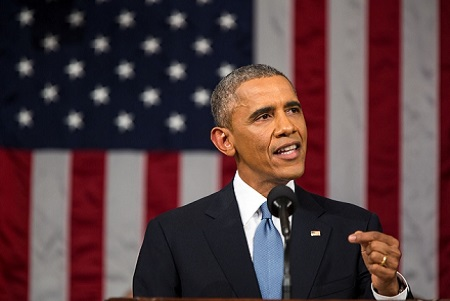 President Obama Encouraged Americans to Embrace Change [Video]