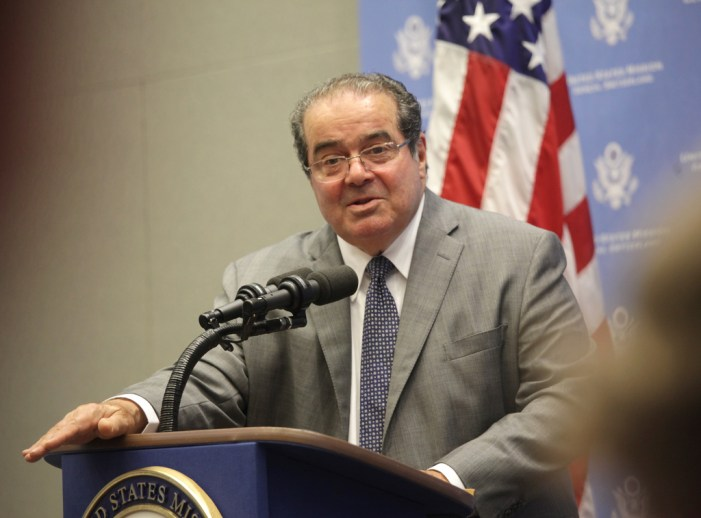 Supreme Court Justice Antonin Scalia Dies [Update]