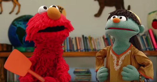 Elmo and White House Spreading Concern About Zika