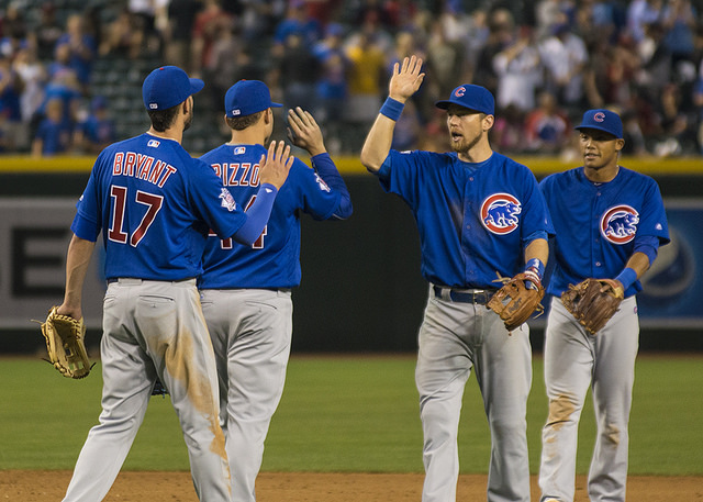 Chicago Cubs Win 8 of 10