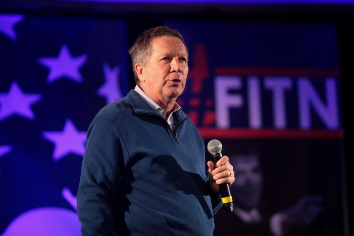Republican Race for the Nomination Down to One as John Kasich Quits