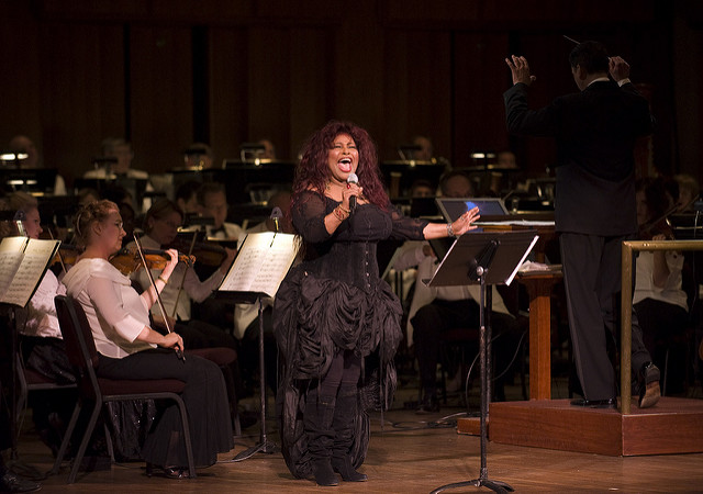Chaka Khan Cancels Concerts to Enter Rehab