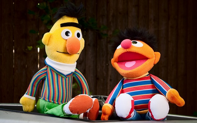 The Bert and Ernie Controversy