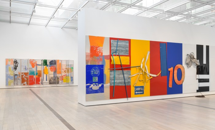 LACMA Presents Rauschenberg's '1/4 Mile' Opus