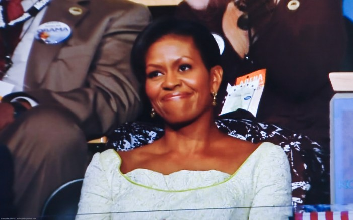 Michelle Obama Is the Most Admired Woman in America