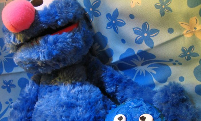 Grover Dropped the F-Bomb on Sesame Street or Did He?