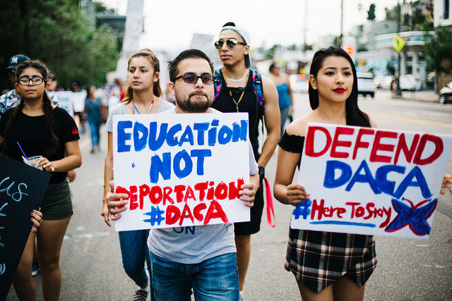 DACA Will Not Get a Hearing With the Supreme Court This Term