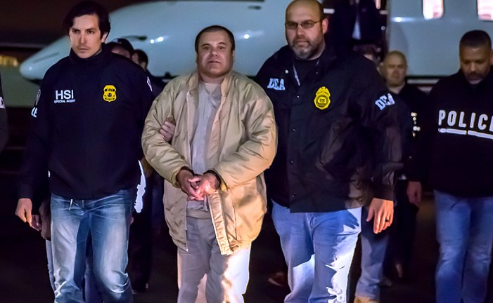 El Chapo Jury Reaches a Verdict of Guilty on All 10 Counts