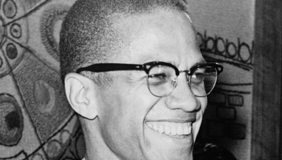 Malcolm X for Kids