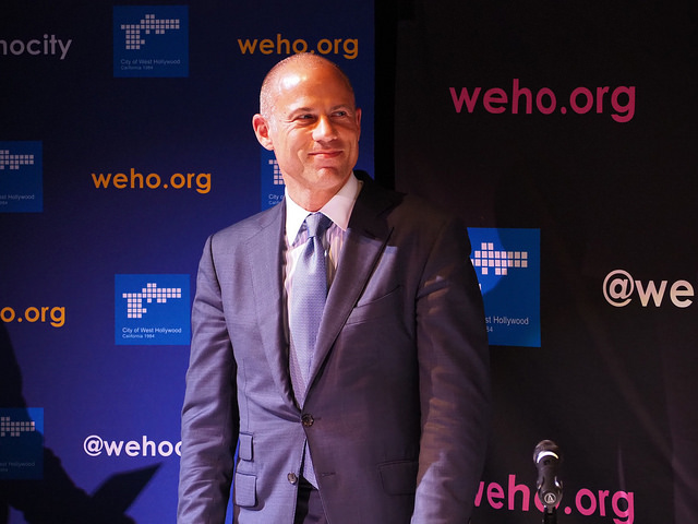 Michael Avenatti Says 'Dirtbags' Are the Reason His Twitter Is Now Private