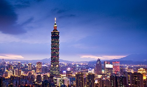 6.0 Earthquake Slams Taipei, Taiwan
