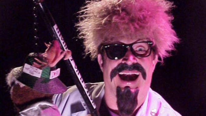 Ron Sweed, Horror Cult Detroit Television Icon 'the Ghoul,' Died at 70
