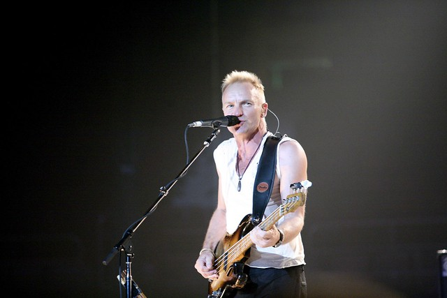 "Sting's ""Every Breath You Take"" Is the Most Played Song on Radio [Video]"